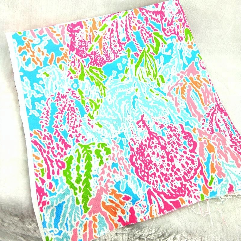 81eb600a349f Wholesale Hot Sale Lilly Pulitzer Inspired Fabric, View Lilly ...