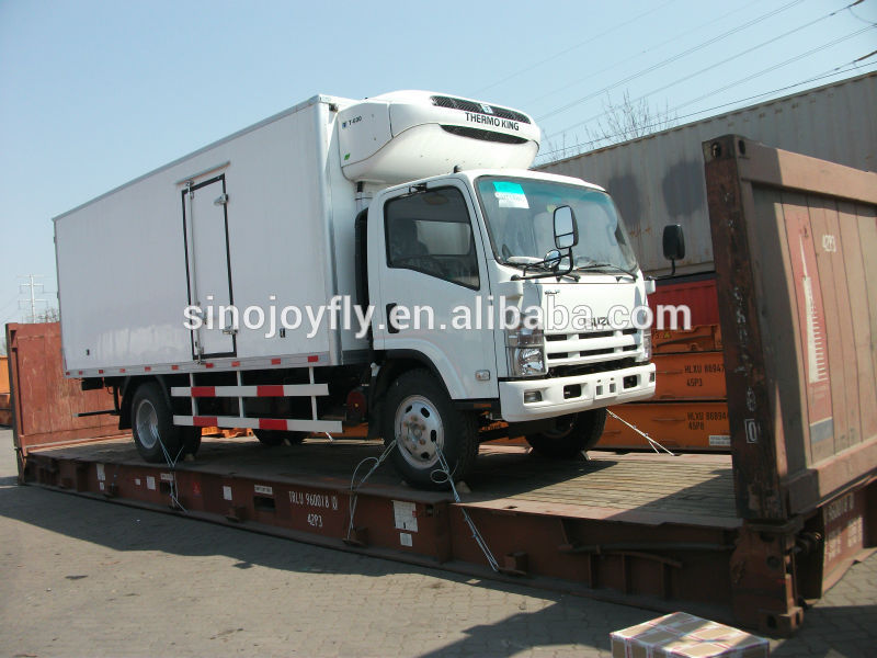 Mitsubishi Fuso Fighter 2ton Garbage Used Truck /refrigerated ...