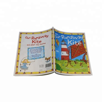 Various Easy Reading Softcover English Story Books Top Grade Soft