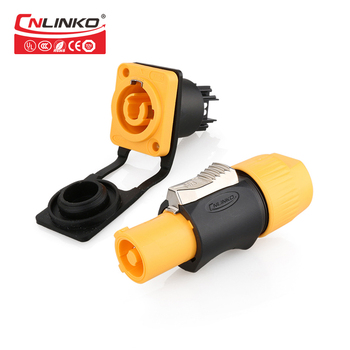 Pleasing Ul Ce Rohs Iso Outdoor Wiring Socket 3 Pole Socket Plug In Wiring Digital Resources Hetepmognl