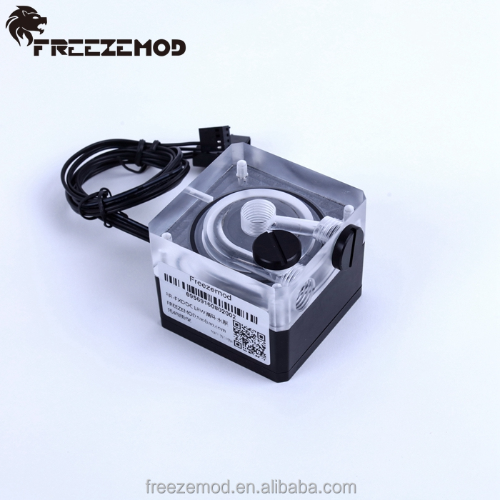 Freezemod 12v 18w Water Cooling Pump Dc Pump For Pc And Electronic  Equipment Support Manual Speed Control   Fr-fxddc18w - Buy 12v Dc Mini  Water