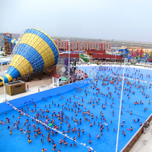 Water Park Zwaaien Apparatuur <span class=keywords><strong>Golfslagbad</strong></span>