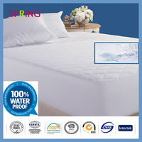 Hospital Incontinence Bed Mattress Cover/ Encasement/ Pad & bed sheets double bed designs changing pad cover 100 cotton fabric