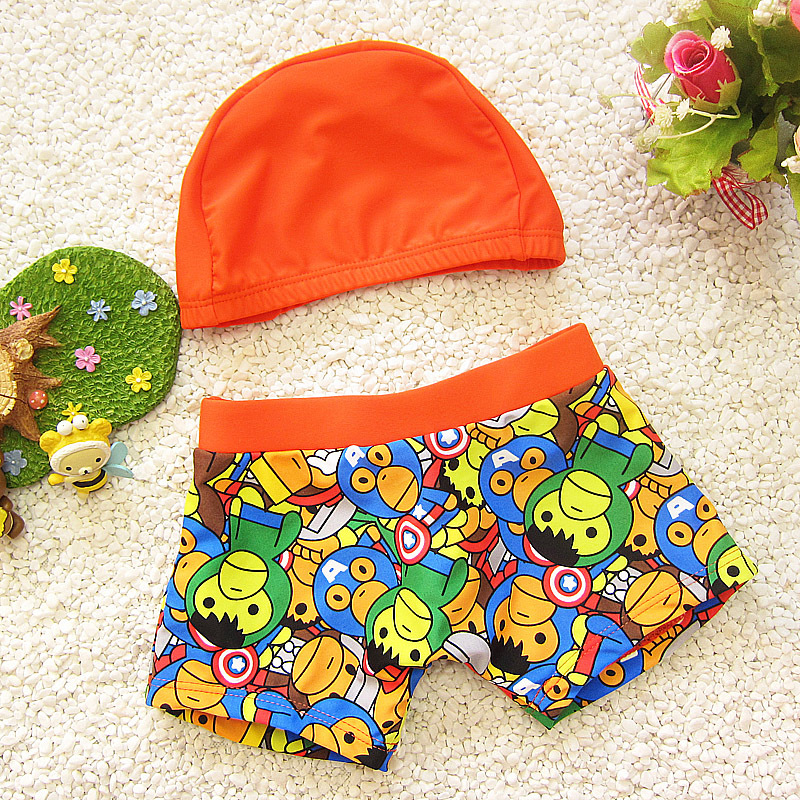 S31349W 2016 Newest chlid swimwear boys fashion swim trunks