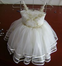 Ball Gown Flower Girl Dress 2012