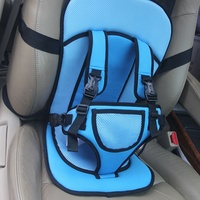 High Quality Multi Function baby Safety Travel Car Cushion SeatPortable Child Car Seat Cushion Safety Baby Car Seat