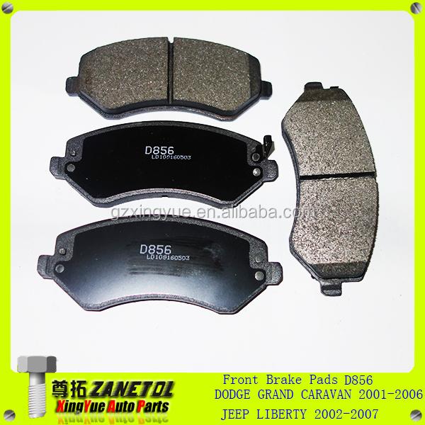 dodge grand caravan brake pads D1 Front Brake Pads For Dodge Grand Caravan Caravan Chrysler