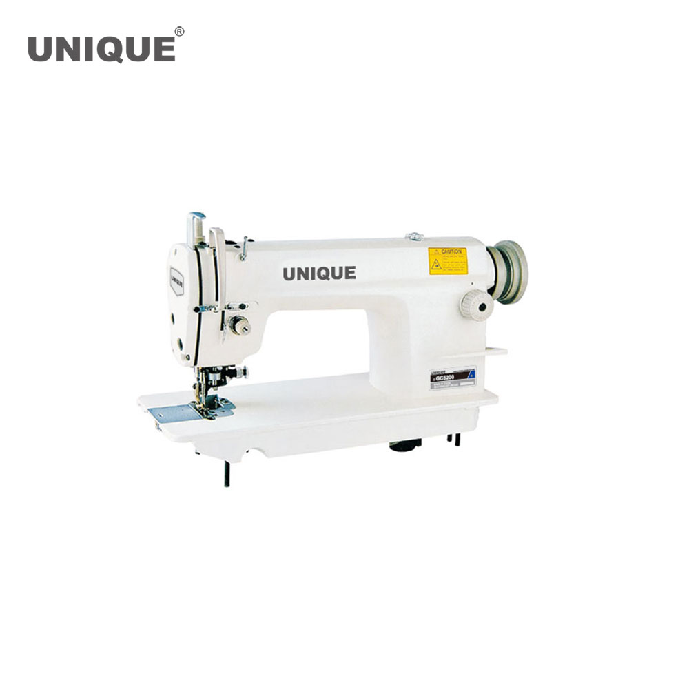 High Speed Lock Stitch Sewing Machine with Vertical Edge Trimmer SINGLE NEEDLE