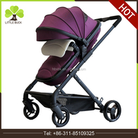 new born baby stoller made in china baby stroller with big wheels/ cup holder luxury outdoor