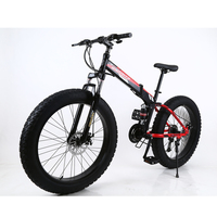 gear cycle for men full suspens mountain bike New Model 26 Inch Big Tire Fat Bike Cheap Snow Bicycle for Sale 21 Speed Gears