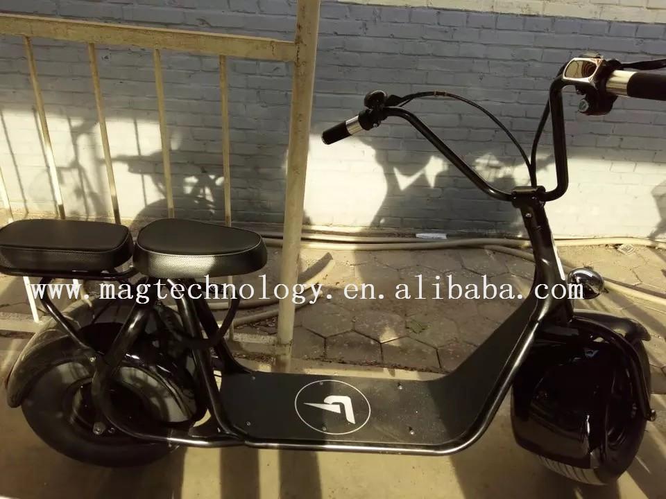 2 Wheel 2000w Electric Skateboards Scrooser Big Tire 2016 New ...