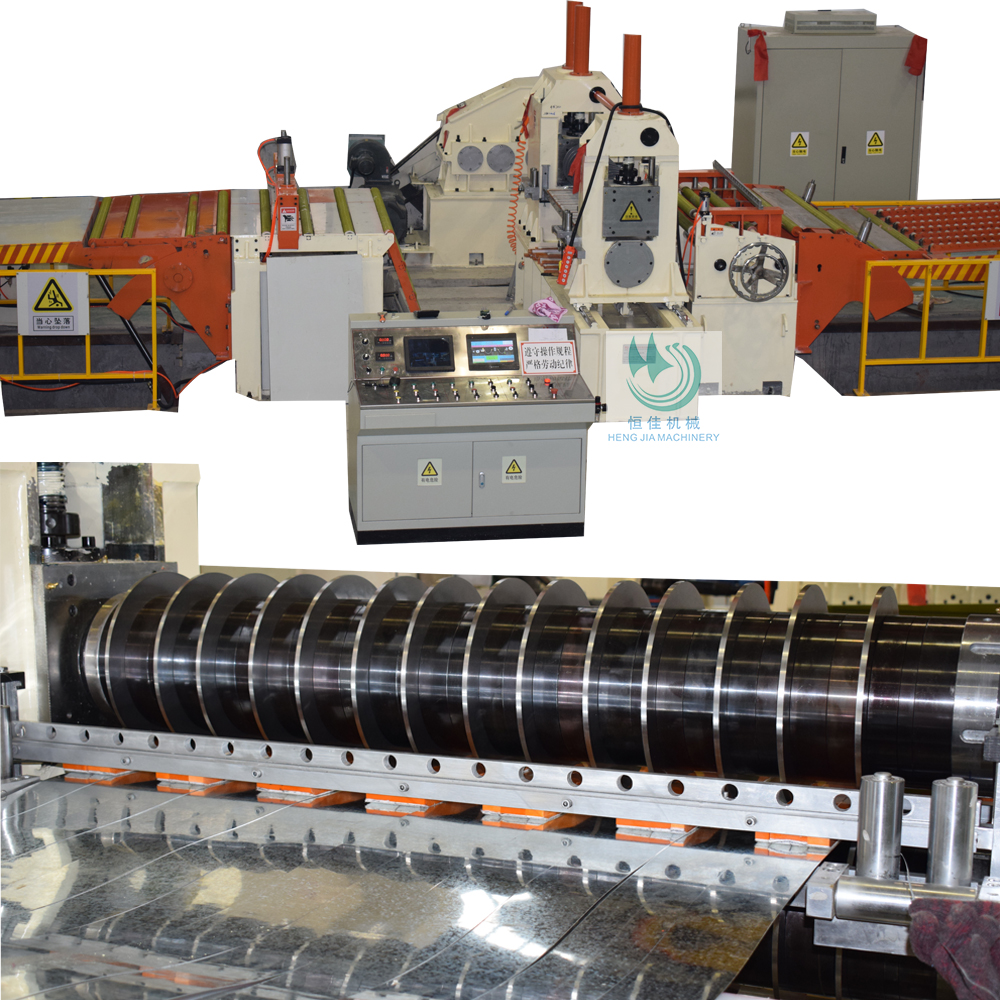 Automatic High Speed Precision Steel coil Slitting Line