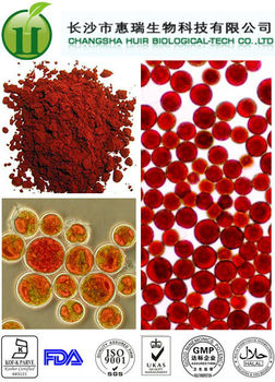 Health supplement Haematococcus Pluvialis Extract Astaxanthin