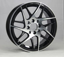 Alloy wheel rims/car rims made of aluminum alloy/japanese car alloy wheels