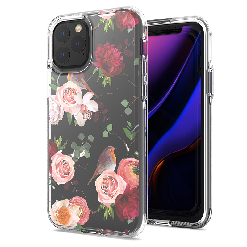 <strong>HOT</strong>! Custom printed accessories for iphone 11 high clear printed design phone case for Iphone 11 pro Max