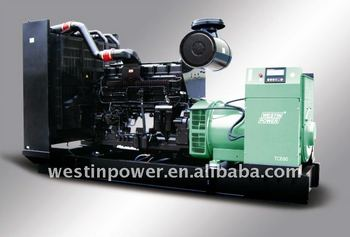 625KVA/500KW Cummins Diesel Generator(Stamford Alternator,water-cooled,optional Silent Type,ATS,Deep Sea Controller)