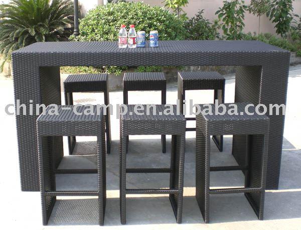 바 테이블 의자 커피 테이블 의자-정원 세트 -상품 ID:210272371-korean ...