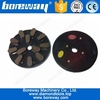 Standard Resin Bond Diamond Grinding Discs Polishing Pads For Granite