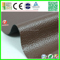 factory stock high quality sofa leather and fabric black and white