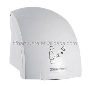 Hotel 2000W Power Bathroom Wall Mounting Automatic Sensor Hand Dryers