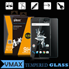 Wholesale Anti shock Shatter proof Anti-water Tempered glass screen Film for ONE PLUS x