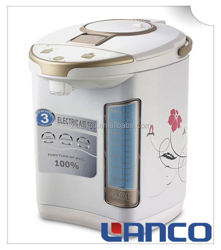 NK-A704 thermo pot CE CB LFGB RoHs certification
