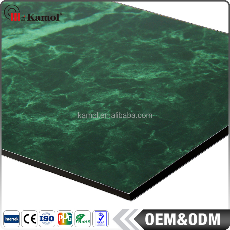 Best quality 2-5mm panel thickness aluminum sandwich panel composite panel bending suppliers
