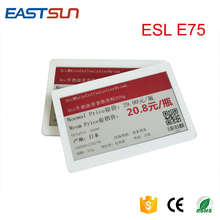 e ink panel esl lcd display price tag