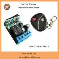 DC 12V 433mhz Wireless RF Remote Control Switch Channel Relay Transmitter and Relay Receiver car remote control