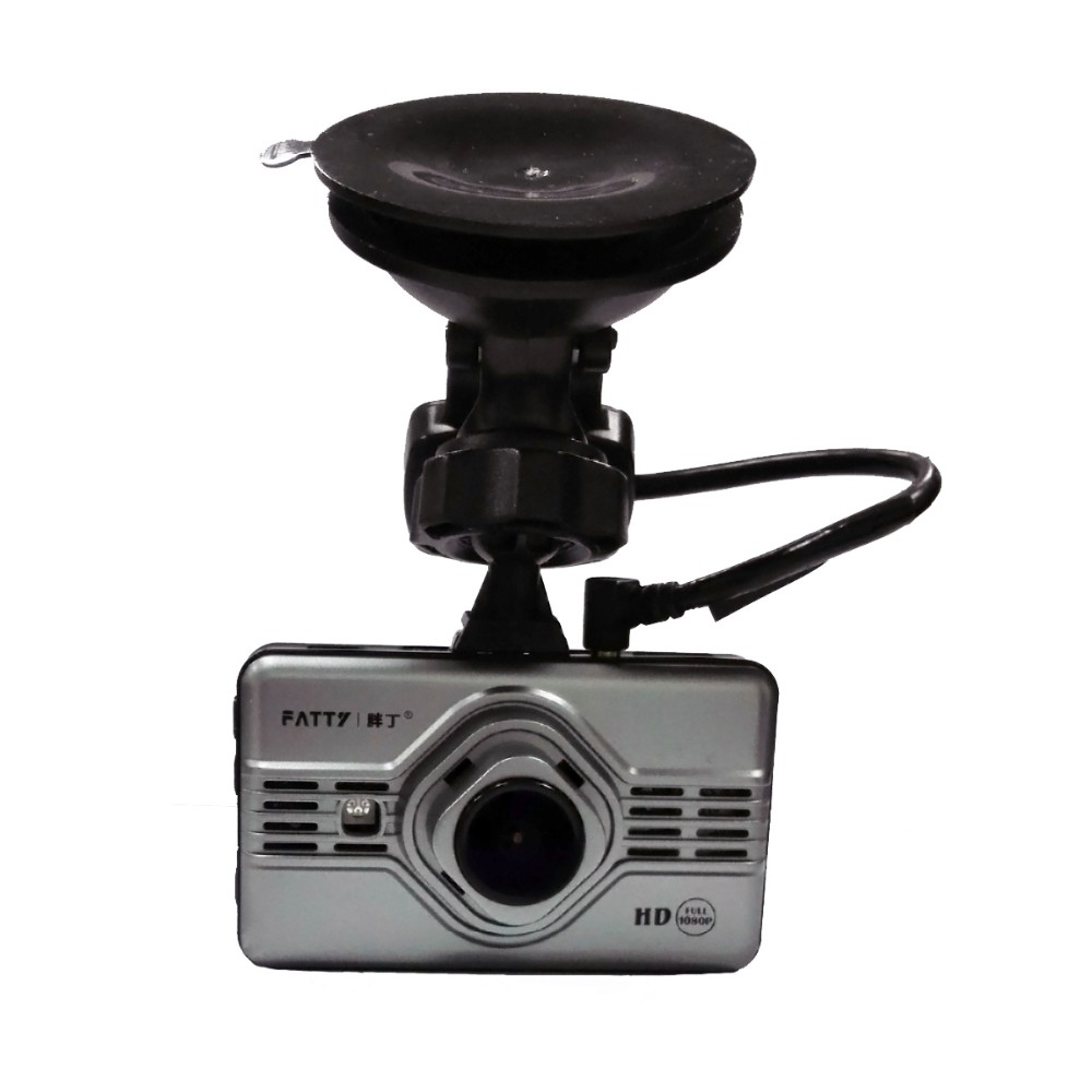 fhd 1080p GPS camera dvr video recorder 140 degree shenzhen kamera auto
