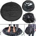 New Black Nylon Waterproof Wetsuit Changing Mat Carry Bag for Beach Surfing Swimming Wetsuit Change Pad