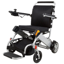 Hospital Handicapped Lightweight Folding Electric Power Wheelchair For Disabled People