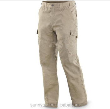Cheap Embroidered Cargo Work Trousers Military Pants For Men Buy