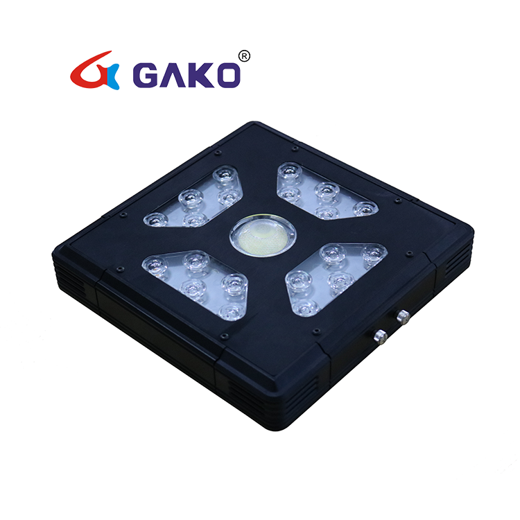 2018 hot selling 75 w high power 21 st zoutwater aquarium led licht voor aquarium koraalrif