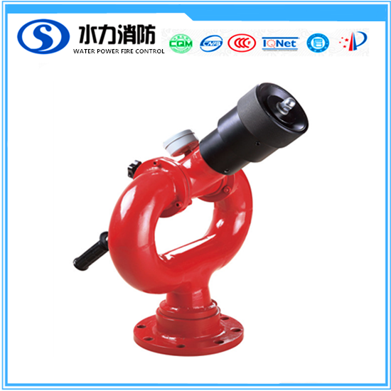 portable fire water cannon for rescue equipment fire monitor