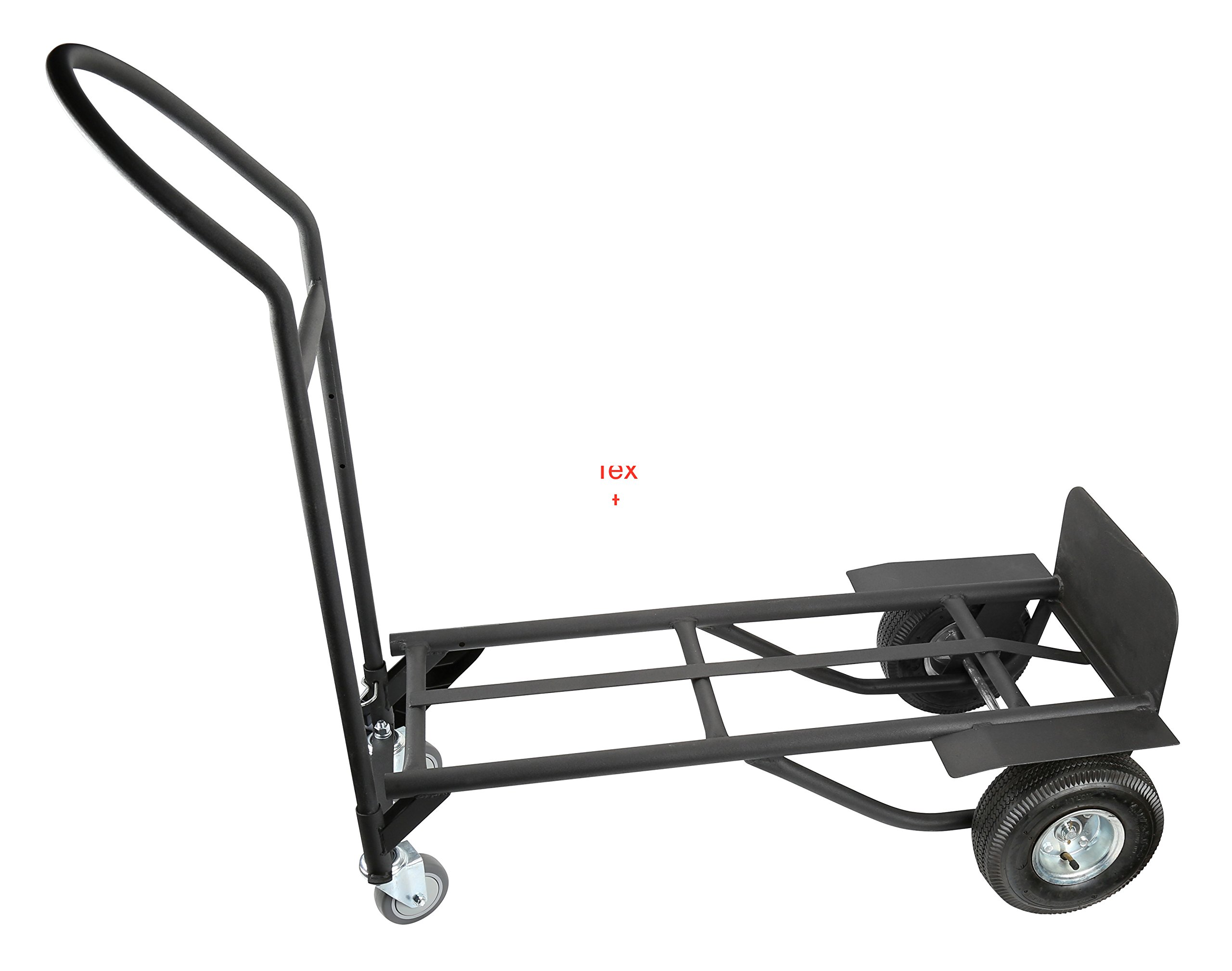 Pack-N-Roll 83-294-917 2-In-1 Hand Truck Dolly
