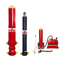 HYVA hydraulic lifting cylinder used for semi trailers for sale