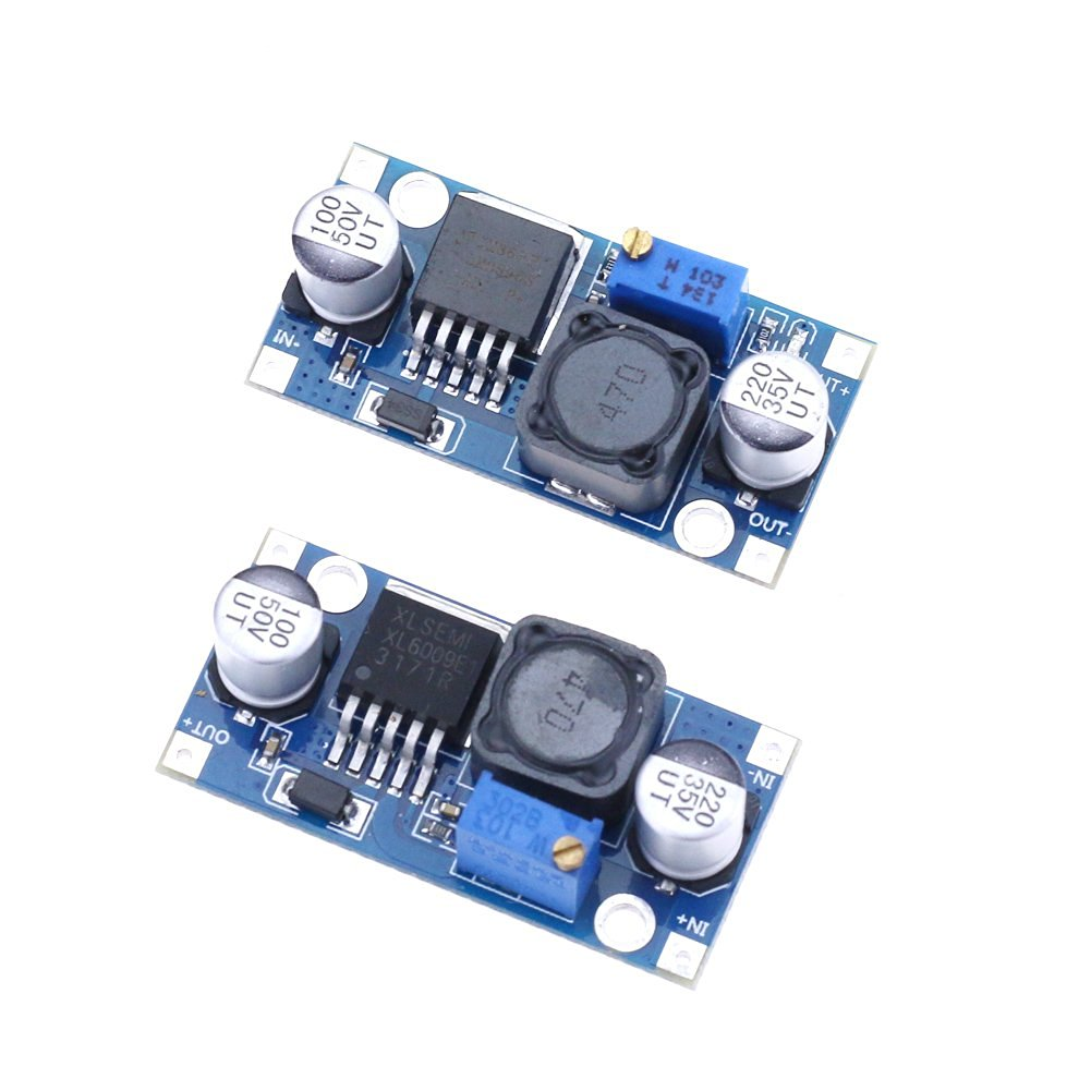 Cheap Buck Boost Dc Find Deals On Line At The Stepup Converter Mc34063a Get Quotations Hilitchi 2pcs Lm2596 And Xl6009 Set