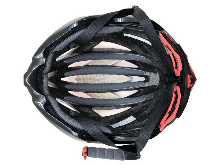Original Design Safe Protective Carbon Fiber Bike Helmet 13