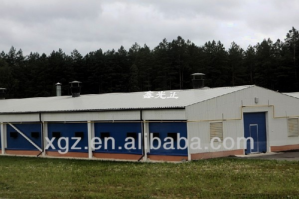 modern best price breeding chicken farm for sale in algeria