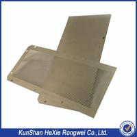 2017 High Precision Sheet Metal Forming Outsourcing & Welding Parts For OEM Service