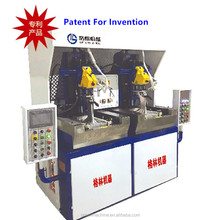 Two station rubber shoes moulding machine RUBBER sole making machine