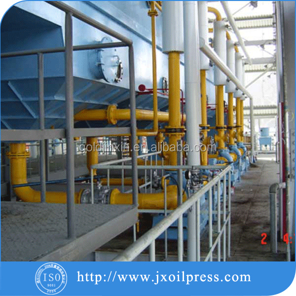 300Tons per day Castor oil plant/solvent extraction machinery manufacturers