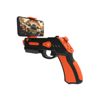 Wholesale Bluetooth Kids Shooting Game Toy ABS Plastic AR Gun