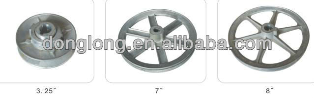 motor pulley belt pulley
