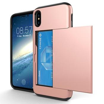 New product for shockproof wallet case iphone 8 with business card new product for shockproof wallet case iphone 8 with business card slot holder colourmoves