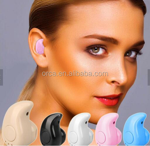 Factory Directly Mini Bluetooth Headset S530 Portable Sport Running Wireless Earphone Bluetooth For iphone 8