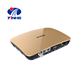 802.11n 2.4G/5GHz WiFi and Android 7.1 Operation System max plus OTT TV box