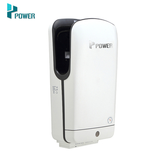 Automatic plastic sensor china wall mounted hand dryer