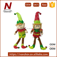 Christmas elf toy custom different kinds of doll elf